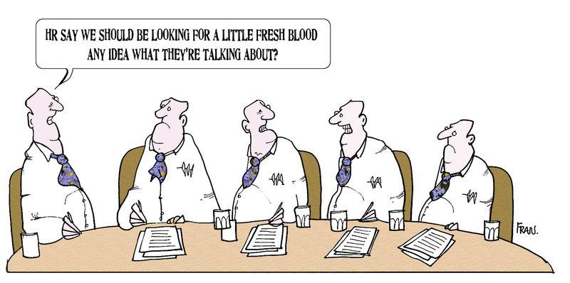 Board Cartoon